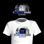 The Forever Family 5K Logo - Entry #30