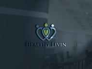 Healthy Livin Logo - Entry #459