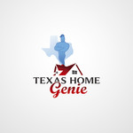 Texas Home Genie Logo - Entry #7