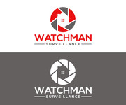 Watchman Surveillance Logo - Entry #182
