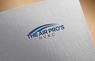 The Air Pro's  Logo - Entry #46