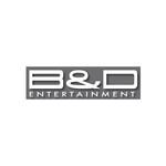 B&D Entertainment Logo - Entry #15