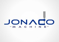 Jonaco or Jonaco Machine Logo - Entry #282