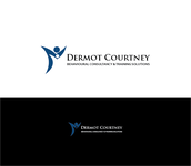 Dermot Courtney Behavioural Consultancy & Training Solutions Logo - Entry #28