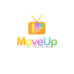 Move Up TV Training  Logo - Entry #102