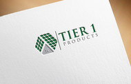 Tier 1 Products Logo - Entry #50
