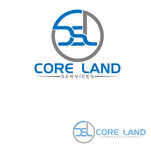 CLS Core Land Services Logo - Entry #33