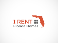 I Rent Florida Homes Logo - Entry #27
