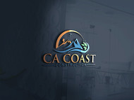 CA Coast Construction Logo - Entry #269