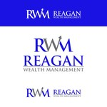 Reagan Wealth Management Logo - Entry #828