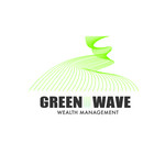 Green Wave Wealth Management Logo - Entry #431