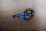 Leah's auto & nail lounge Logo - Entry #146