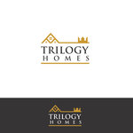 TRILOGY HOMES Logo - Entry #108
