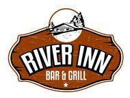 River Inn Bar & Grill Logo - Entry #40