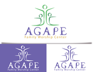 Agape Logo - Entry #69