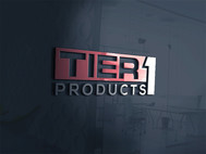 Tier 1 Products Logo - Entry #201