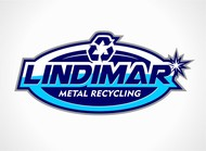 Lindimar Metal Recycling Logo - Entry #76