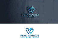 Peak Vantage Wealth Logo - Entry #29