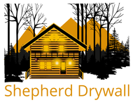 Shepherd Drywall Logo - Entry #210