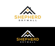 Shepherd Drywall Logo - Entry #345