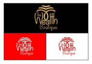 the wealth boutique Logo - Entry #56