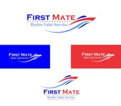 First Mate Logo - Entry #75