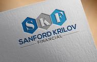 Sanford Krilov Financial       (Sanford is my 1st name & Krilov is my last name) Logo - Entry #411