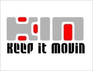 Keep It Movin Logo - Entry #350