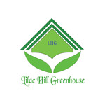 Lilac Hill Greenhouse Logo - Entry #173