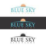 Blue Sky Life Plans Logo - Entry #394