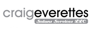 Design for  Hair Stylist Craig Everettes Salons Services LLC Logo - Entry #66