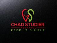 Chad Studier Insurance Logo - Entry #252