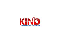 Kind LED Grow Lights Logo - Entry #51