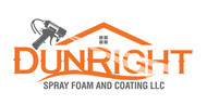 Dun Right Spray Foam and Coating LLC Logo - Entry #84