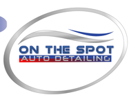 On the Spot Auto Detailing Logo - Entry #42