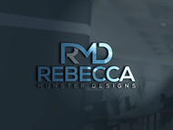 Rebecca Munster Designs (RMD) Logo - Entry #185
