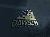 Dawson Transportation LLC. Logo - Entry #87