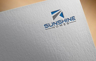 Sunshine Homes Logo - Entry #255