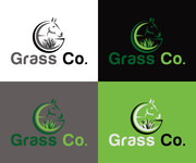 Grass Co. Logo - Entry #177