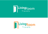 Living Room Travels Logo - Entry #58