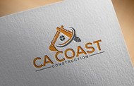 CA Coast Construction Logo - Entry #11