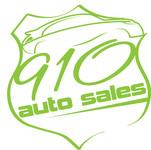 910 Auto Sales Logo - Entry #32