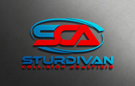 Sturdivan Collision Analyisis.  SCA Logo - Entry #22