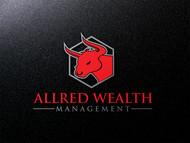 ALLRED WEALTH MANAGEMENT Logo - Entry #958