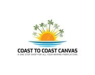 coast to coast canvas Logo - Entry #43