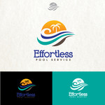Effortless Pool Service Logo - Entry #42