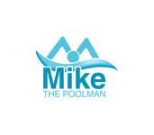 Mike the Poolman  Logo - Entry #155