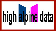 High Alpine Data Consulting (HAD Consulting?) Logo - Entry #69