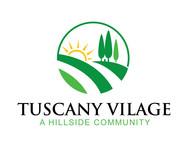 Tuscany Village Logo - Entry #115