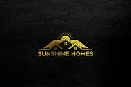 Sunshine Homes Logo - Entry #589
